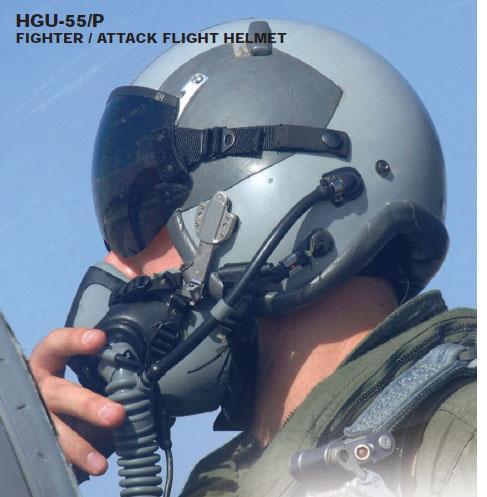 CHIN STRAP HELICOPTER HELMET GENTEX